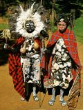 Kikuyu Traditional Costumes