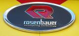 Rosenbauer fire truck