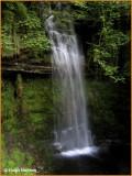 IRELAND - CO LEITRIM - GLENCAR WATERFALL
