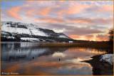 IRELAND - CO.SLIGO - GLENCAR LAKE