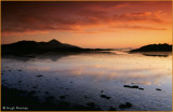 IRELAND - CO MAYO - CLEW BAY AND CROAGH PATRICK
