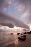 Storm Clouds at Cape Leveque beach