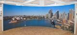 8 meter print at Utzon Center
