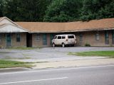 shady van at a shady motel..... OK this isnt in NT but real close
