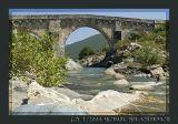 Genoan Bridge near Corte