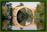 Genoan Bridge near Propriano