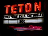 Neon Teton