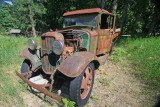 Old Forest Service Truck