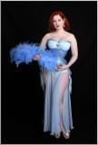 Mina LaFleur: The Blue Fans ...