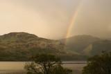 looking north across Loch Duich from Letterfearn