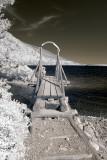 Jordan Pond Footbridge