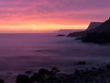 Daybreak On The Beach