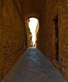 9. The Narrow Way - Pienza