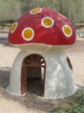 Red Toadstool House Mushrif Park Dubai.jpg