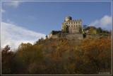 Eifel : Burg Pyrmont - Roes