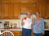 Visited Jean in Raleigh - July 15, 2008
