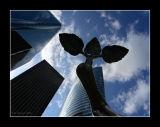 La defense cityscape 2