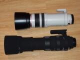 Sigma150-500 vs Canon 100-400