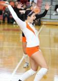 2009 Heidelberg Volleyball vs Ohio Northern