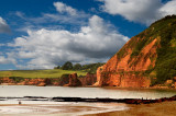 Red rocks, Sidmouth
