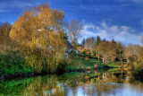 River Stour at Sturminster Mill, Dorset