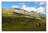 The mountain hike 1