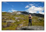 The mountain hike 4