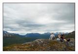 The mountain hike 14