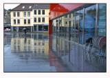 Street reflection # 2