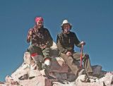 Shasta Summit  14,162 ft. ( July 23rd, 1977)