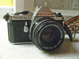 Pentax ME Super  ( 1980 35mm Model )