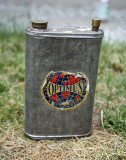 Late 60's Fuel Flask By Optimus