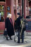 Encounters in Spitalfields