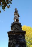 Civil War Memorial - South Hadley, MA - 85mm  (#2)