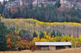 Durango - Barns and Fall Color