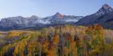 CO - Last Dollar Road - Aspen & San Juan Mountain Sunset