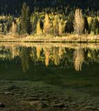 Marble - Island Lake Morning