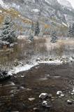 Maroon Creek - Snowy Morning 1