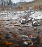 Maroon Creek - Snowy Morning 2