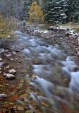 Maroon Creek Fall Color 1