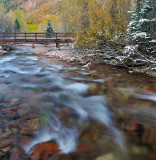 Maroon Creek Fall Color 2