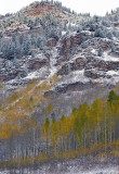 Snowmass Area - Snowy Fall Color 1