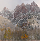 Snowmass Area - Snowy Fall Color 10