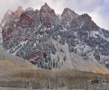 Snowmass Area - Snowy Fall Color 8