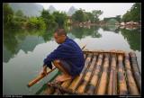 Raftman, Yulong River