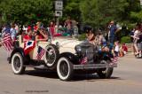 antique car club  /  local politician