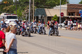 one of several biker clubs