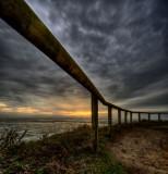l'horizon barre