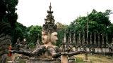 Sculpture Park Has BIG Sculptures!