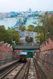Funicular and Chain Bridge